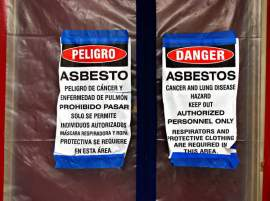 Michigan Asbestos Abatement Procedure