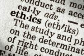 Why are Business Ethics so Flimsy?