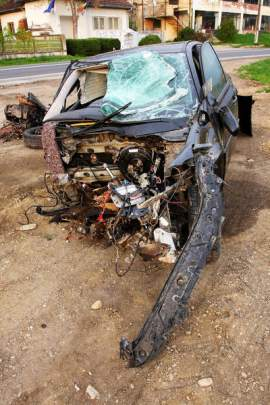 What to Know about Vehicle Auto Accidents