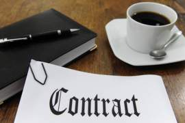 3 Requirement of a Legal Contract