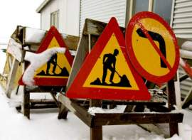 3 Facts About Construction Sign to Know