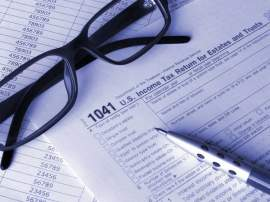 Tax Preparation Class Course Certificate Programs
