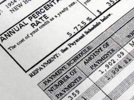 Facts About Annual Percentage Rate
