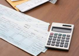 Using an Income Tax Calculator