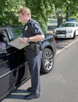 Speeding Ticket South Carolina
