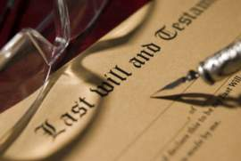 Creating A Will At A Glance