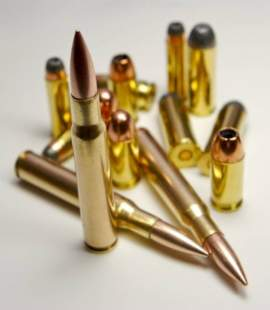 30 Caliber Weapons