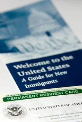 Renewing a Green Card