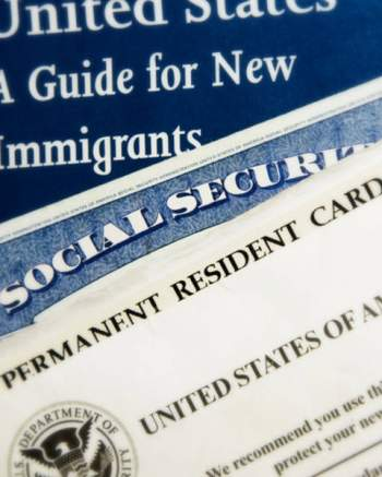 Physical Appearance Of The Permanent Residency Card