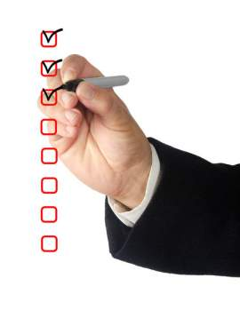 Divorce Checklist for Men