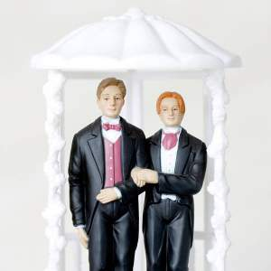 Majority of State's Residents Support Gay Marriage
