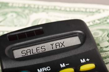 Sales Taxes Types